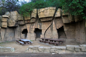 The Old Zoo at Griffith Park - Photo