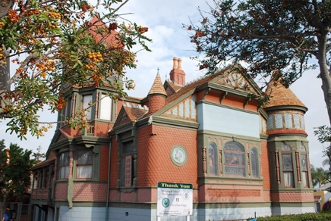 villa montezuma museum