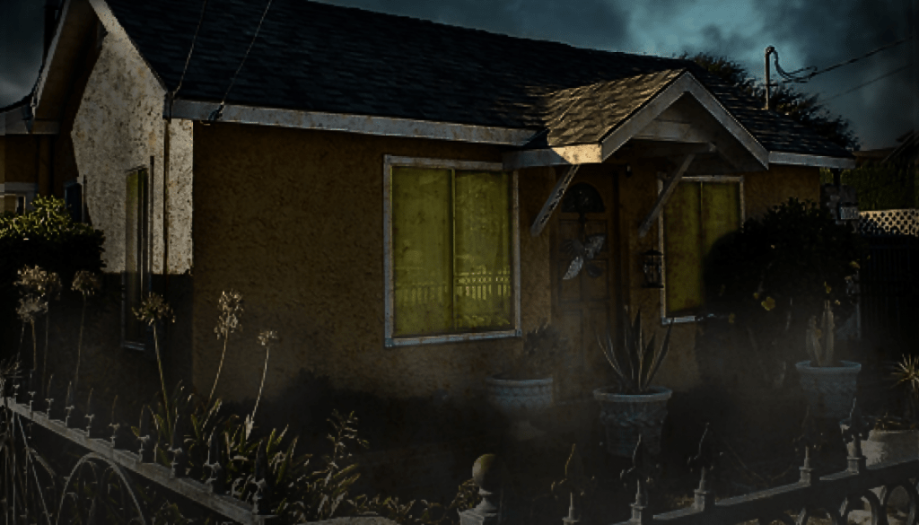 The Entity House in Los Angeles