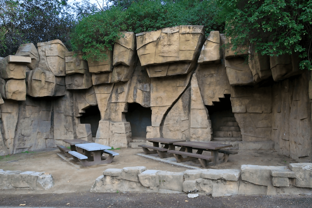 The Old Zoo at Griffith Park in Los Angeles