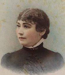 photo of Sarah Winchester