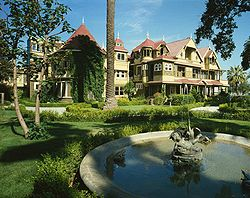 Spook Central: The Winchester House - Photo