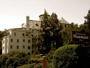 The Haunted Chateau Marmont - Photo